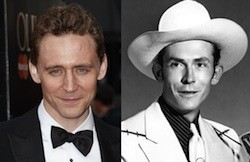 hiddleston (l) / williams (r)