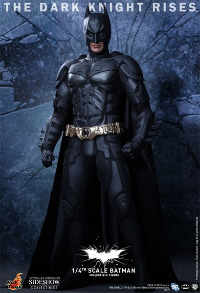 Hot Toys 1/4 Scale Batman