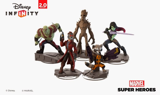 Disney Infinity - Guardians of the Galaxy