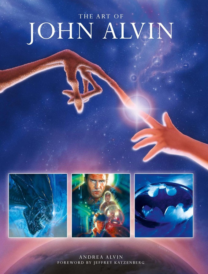 THE ART OF JOHN ALVIN - Titan Books