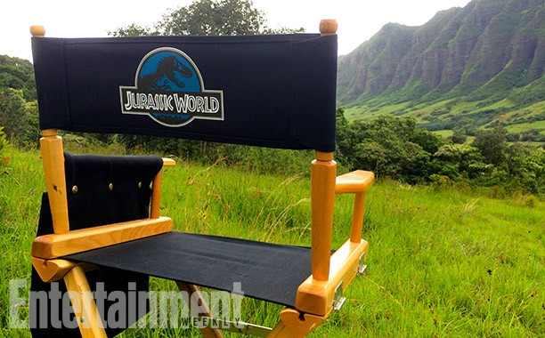 JURASSIC WORLD crew chair