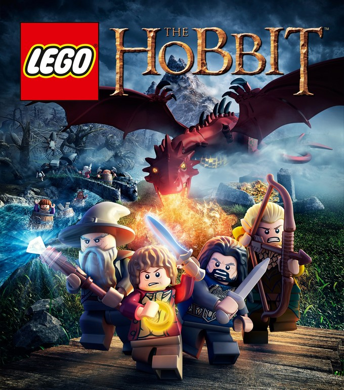 LEGO HOBBIT game cover