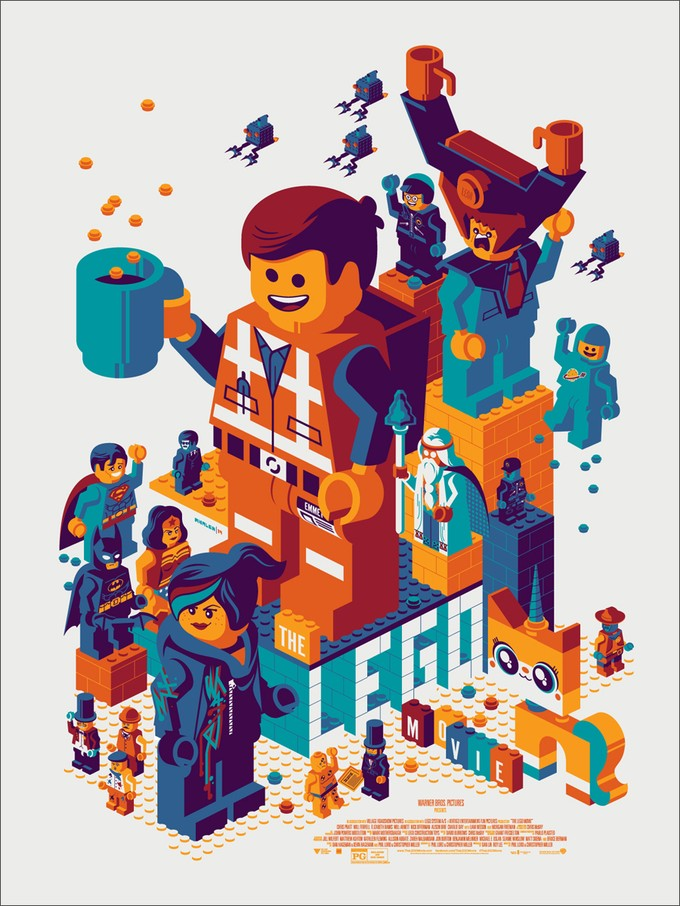LEGO MOVIE Mondo