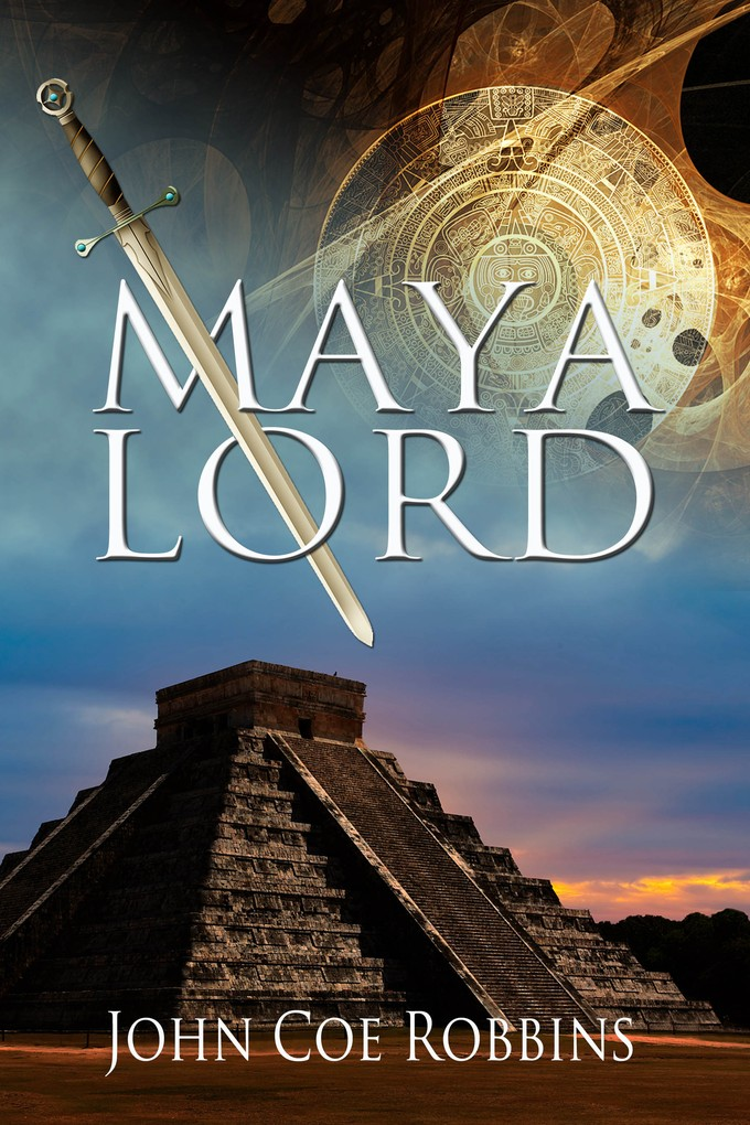 Maya Lord book cover