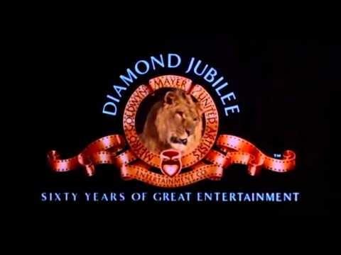 MGM Diamond Jubilee logo