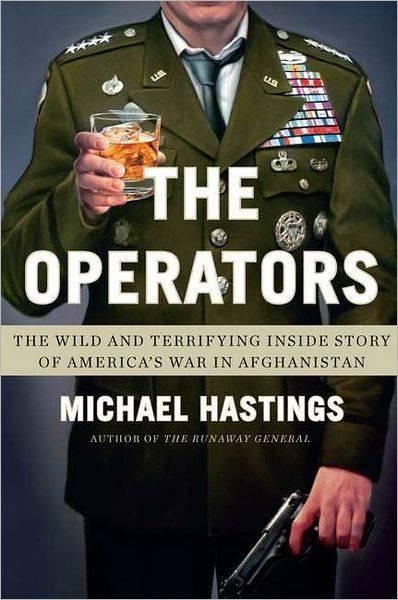 THE OPERATORS cover