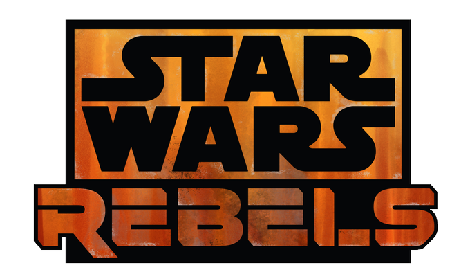 STAR WARS REBELS logo art