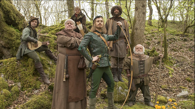 DOCTOR WHO: Robot of Sherwood promo image