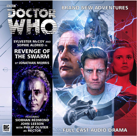 DOCTOR WHO: Revenge of the Swarm Big Finish Audio