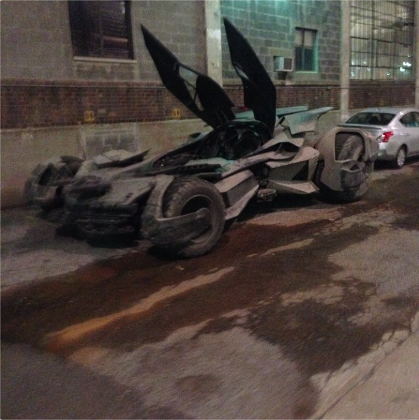 BVS Batmobile