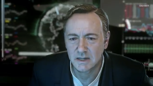COD:AW Spacey