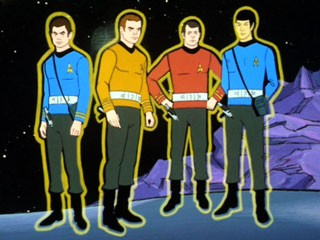 STAR TREK: THE ANIMATED SERIES atmosphere belts