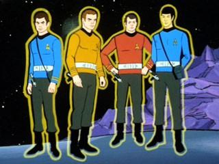 STAR TREK: THE ANIMATED SERIES atmosphere belts