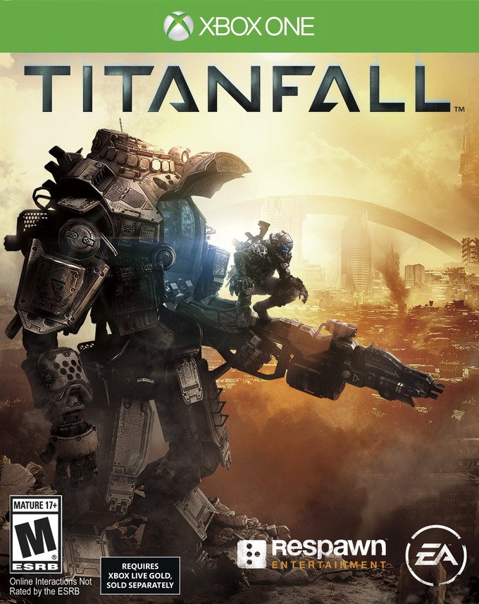 TITANFALL game package