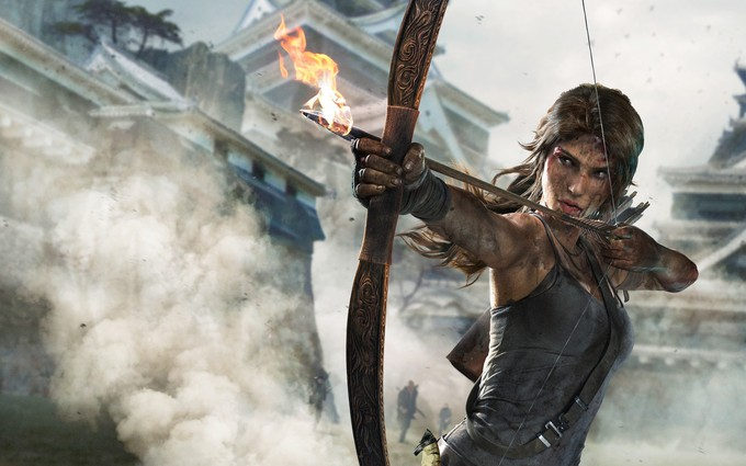 TOMB RAIDER: DEFINITIVE EDITION promo image