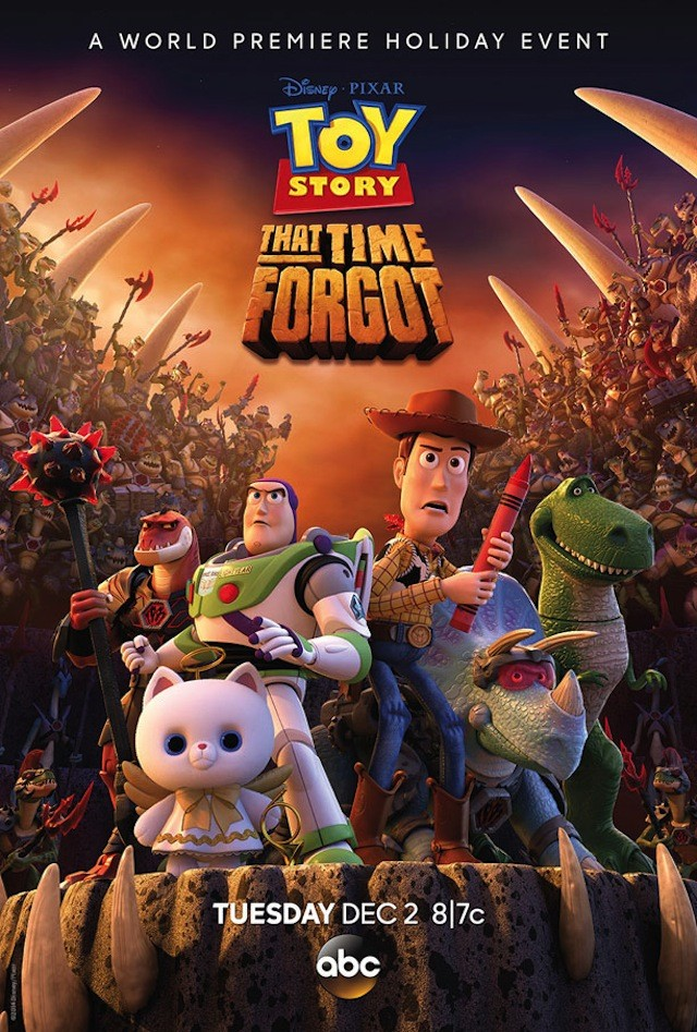 watch online :Toy Story That Time Forgot 2014