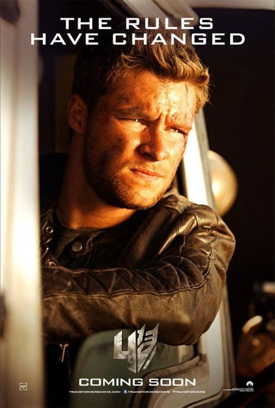 Jack Reynor - TRANSFORMERS: AGE OF EXTINCTION