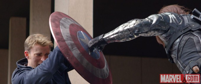 CAPTAIN AMERICA: THE WINTER SOLDIER promo image