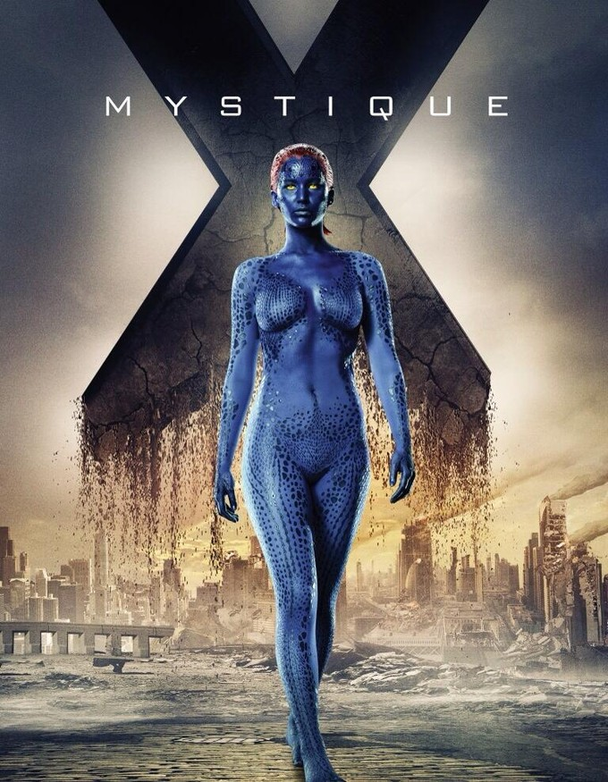 "X-MEN"" DOFP Mystique"
