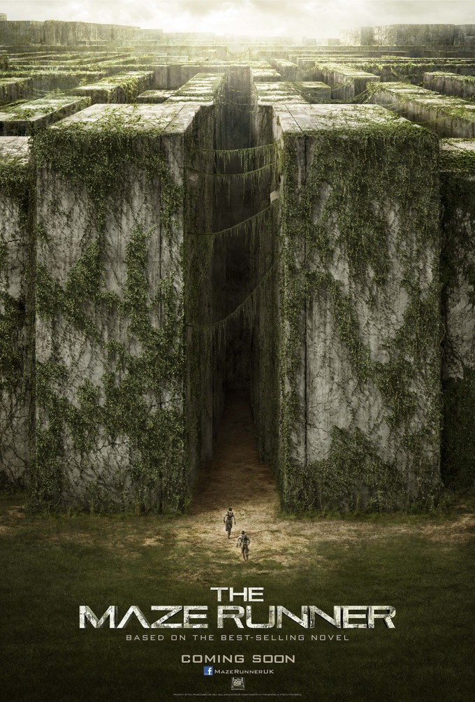 """""""Welcome to the Glade."""" New trailer for THE MAZE RUNNER!"""