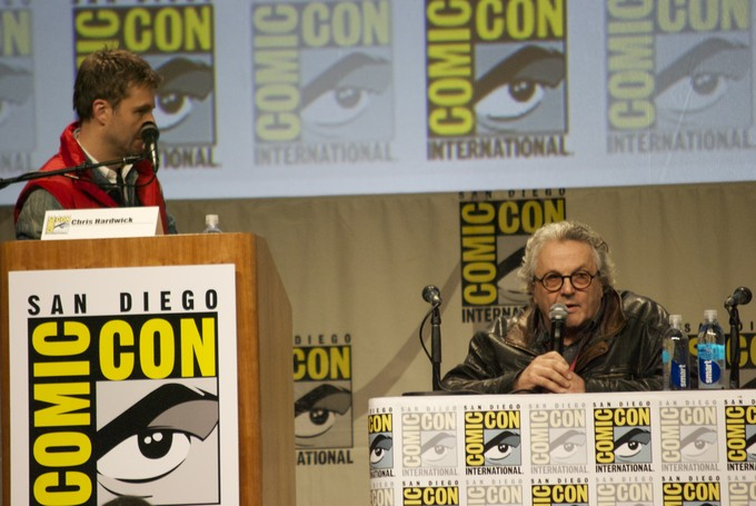 George Miller interviewed by Chris Hardwick