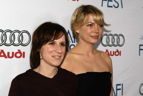 Michelle Williams kelly reichardt
