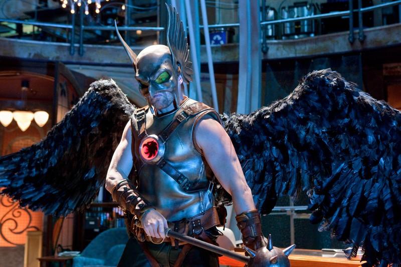 Hawkman (CW) (Carter Hall) - Superhero Database