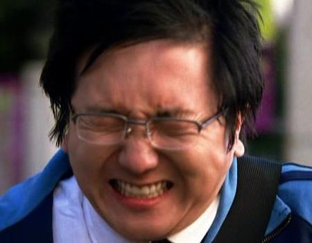 Hiro Nakamura Comic Reprise Hiro Nakamura on