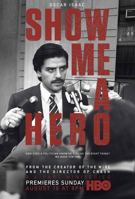 From The Creator Of THE WIRE Poster For HBOs Oscar Isaac Class