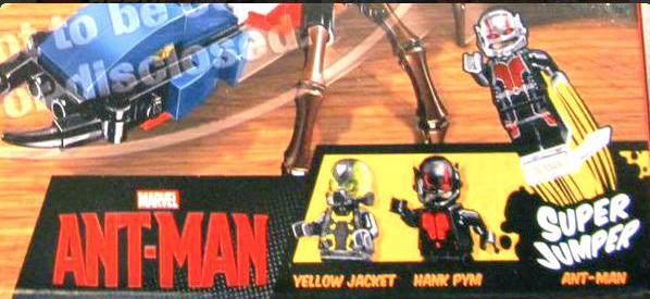 Does This LEGO Set Suggest A Very Cool Wrinkle In The ANT-MAN ...