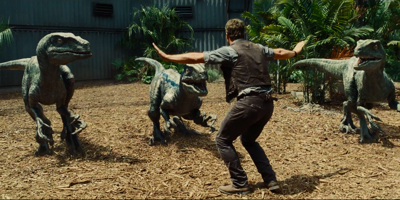 Nordling Reviews JURASSIC WORLD! - Aint It Cool News: The best in.