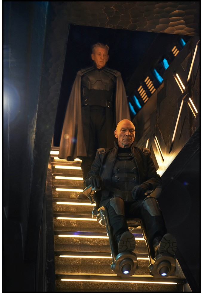 Will Patrick Stewart and Ian McKellen return as Professor ... X Men Days Of Future Past Professor X