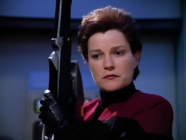 Image result for star trek voyager mirror universe