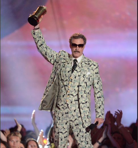 First dubya now the gipp will ferrell to sink into - Will ferrell one man show ...