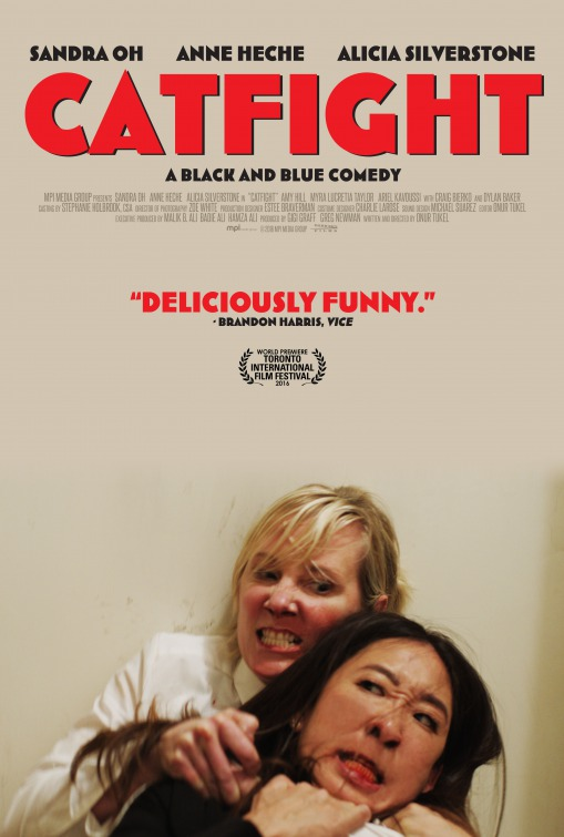 Catfight Poster Distributed by MPI Media Group