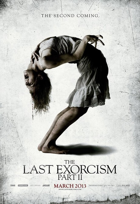 Last Exorcism II poster