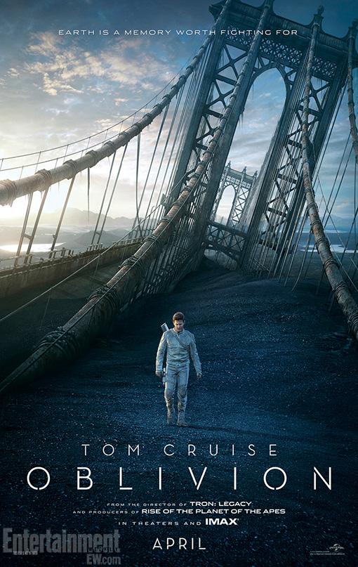 Oblivion Bridge Poster