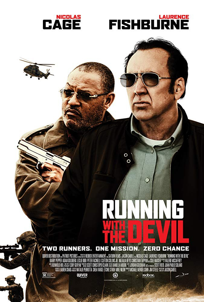 RUNNING WITH THE DEVIL- Exclusive Clip!!