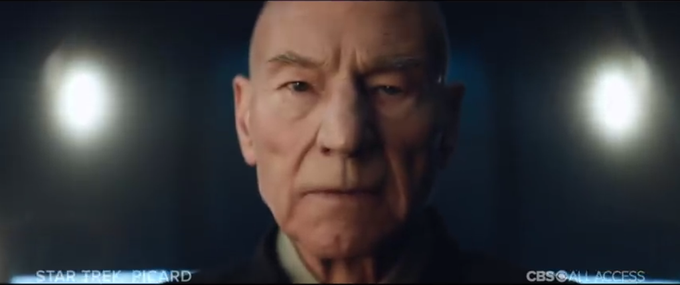Watch The Teaser For CBS All Access' PICARD!