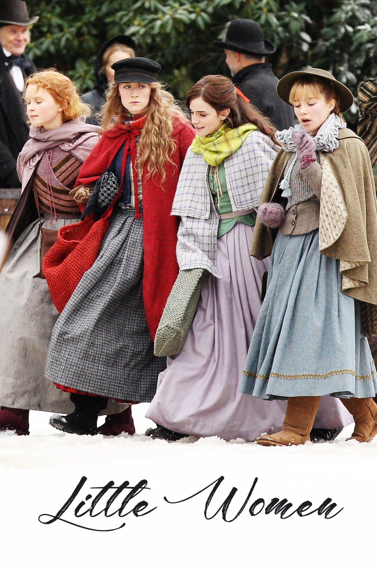 Official Little Women Trailer with Saoirse Ronan, Emma Watson and Meryl Streep