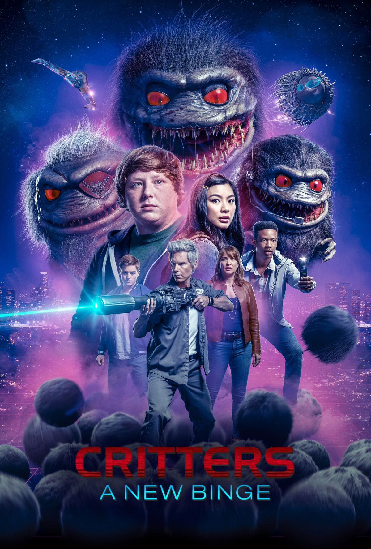 A New American Girl Doll Debuts: CRITTERS: A NEW BINGE Trailer