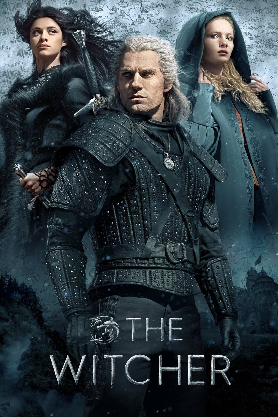 The Witcher Serie Synchronsprecher