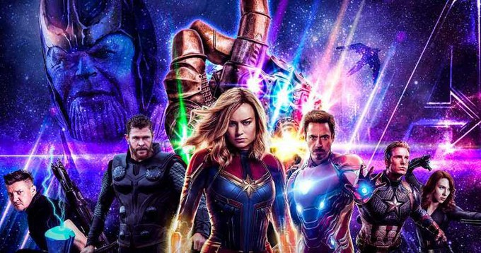 Avengers Endgame Pinterest: Big Eyes Reviews ENDGAME! And Shares When To Pee! Minor