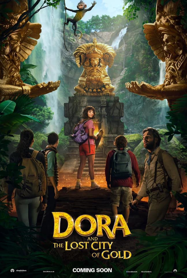 """""""Dora And The Lost City Of Gold"""" Trailer"""