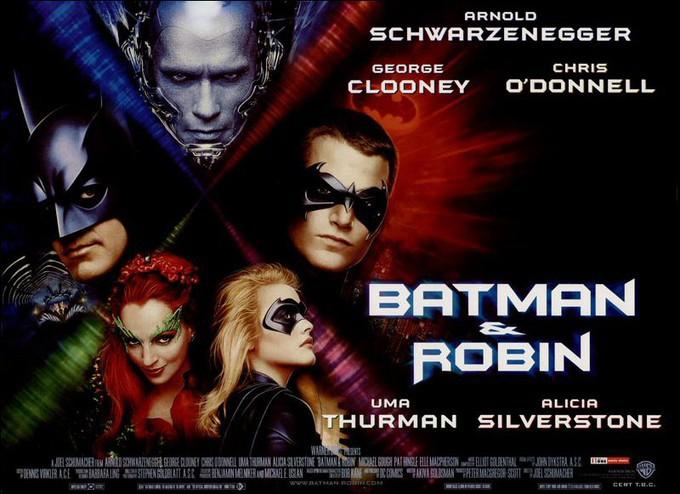 ekm's BAT-MANUAL: CHAPTER 6 –BATMAN & ROBIN (1997)