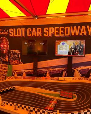 Cliff Steele Slot Car Speedway
