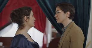 Melanie Lynskey and Justin Long Being All Cute and Shit