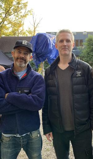 Jon and Cary