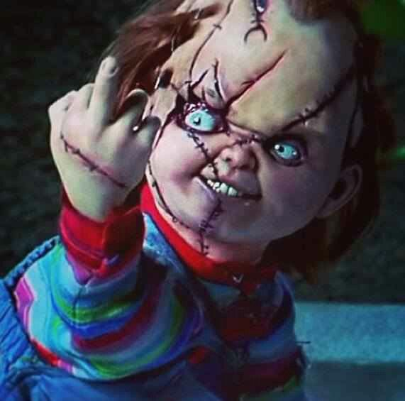 CHUCKY Series Ordered By Syfy! Prometheus Is Optimistic!
