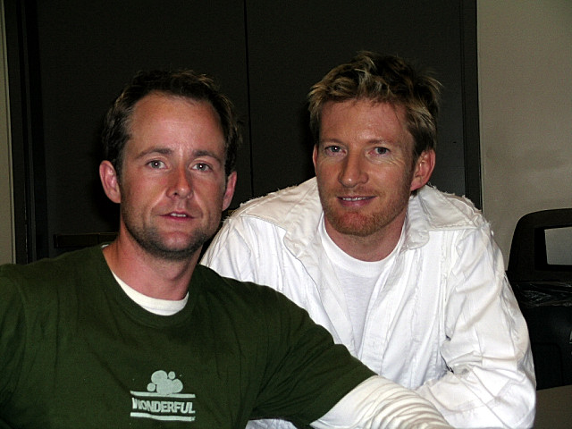 Quint chats it up with Billy Boyd and David Wenham about the ROTK:EE!!!